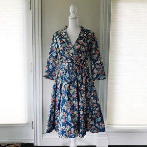 Lindy Bop Floral Dress